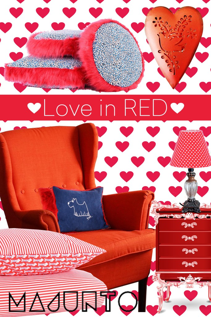 love in red copy